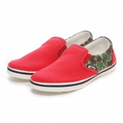 【SALE 30%OFF】クロックス crocs atmos CROCS NORLIN ATMOS CAMO SLIP-ON MEN(RED/WHITE) レディース メンズ
