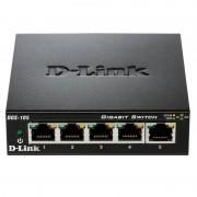D-Link DGS-105 Switch 5 Portas 10/100/1000Mbps