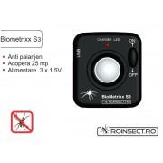 Aparat anti paianjeni portabil - Biometrixx S3