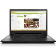 Laptop Lenovo Ideapad 110-15IBR N3060/4GB/1TB/W10/DVD-RW/ Czarny (80T700F2PB)