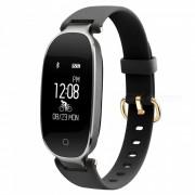 Ravi S3 Bluetooth Sports Smart Band Monitor Dinamico de Frecuencia Cardiaca - Gris