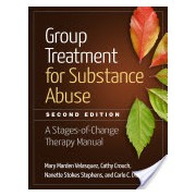 Group Treatment for Substance Misuse - A Stages-of-Change Therapy Manual (Velasquez Mary Marden)(Paperback) (9781462523405)