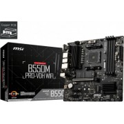 Placa de baza MSI B550M PRO-VDH WIFI ATX Socket AM4