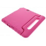 Fuchsia tablethoes met handvat kids-proof voor de Samsung Galaxy Tab A 9.7