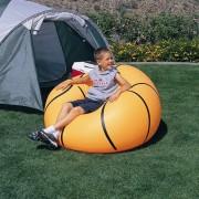 Надуваем фотьойл Баскетболна топка