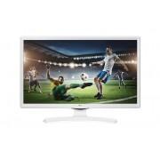 """MFM VA, LG 24"""", 24MT49VW-WZ, LED, 5ms, 5Mln:1, CI Slot, TV Tuner DVB-/T2/C/S2, Speaker, HD"""