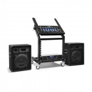 Electronic-Star J PA Set Rack Star Series Pluto Gravity Bluetooth 200 души (PL-Pluto-Bluetooth)