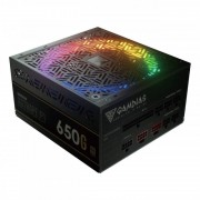 Sursa Gamdias Astrape P1 Gold 650W RGB