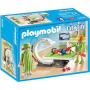 PLAYMOBIL - CAMERA CU RAZE X (PM6659)