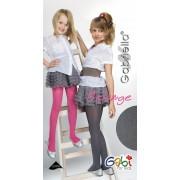 Gabriella - Opaque childrens tights Melange