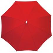 Umbrela automata 103 cm, terminatii din metal, rosu, Everestus, UA32RA, aluminiu, fibra de sticla, poliester, saculet inclus