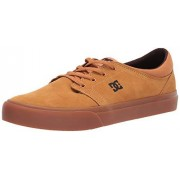 DC Trase SD Zapatillas de Skate para Hombre, Marrón, 6.5 US