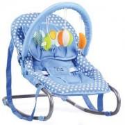 Бебешки шезлонг Manny, Moni, син, 356259