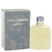 Dolce & Gabbana Light Blue Eau De Toilette Spray 6.8 oz / 201.10 mL Men's Fragrance 518146