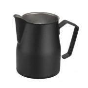 Metallurgica Motta Motta dzbanek do spieniania mleka czarny 350 ml