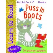 Gsg: Learn To Read: Puss In Boots