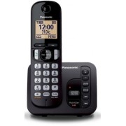 Telefon Fix Panasonic KX-TGC220FXB, Robot Digital