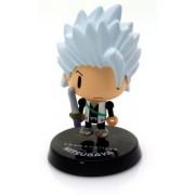 "Toshiro ~1.5"" mini-figure with weapon charm (+ ~0.25"" stand) [Bleach Thumbnaillook Series] (Japanese Imported)"