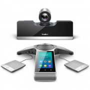 Yealink VC500 Video Conferencing Endpoint, 1080p/60fps, 5 x Optical Zoom, 6m Voice Pickup, CP960 Microphone