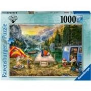 Ravensburger Pussel 1000 Bitar Calm Campsite