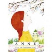 Anne. Casa cu frontoane verzi vol. 1