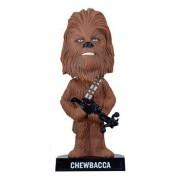 Chewbacca ~6.75 Bobble-Head Figure: Star Wars Clone Wars Bobble Head Series