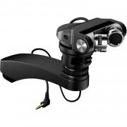 Tascam TM-2X condensator microfoon voor DSLR-camera