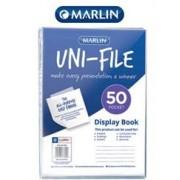 Marlin Uni-File Flip File 50 Page, Retail