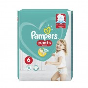 Scutece Active Baby Pants 6 Pampers, 15 kg+, 19 buc