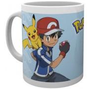 GYE Pokemon - Ash Light Blue Mug