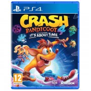 Crash Bandicoot 4 It's About Time PS4 Game