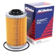 3 x genuine ac delco oil filter ac088 - holden vz/ve/vf commodore...