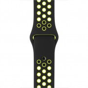 Apple Watch 42mm Black / Volt NIKE Sport Band - S/M & M/L MQ2Q2