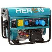Heron EGM-68 AVR-1E egyfázisú önindítós áramfejlesztő + AJÁNDÉK OLAJ