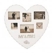 Rama inima pentru fotografii de cuplu si nunta