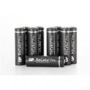 Gp Batteries Confezione risparmio 8 Batterie Ricaricabili AA Stilo 2000mAh GP ReCyko Pro