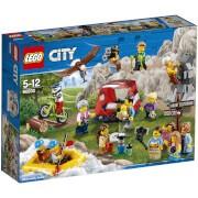 LEGO City: Personenpakket - Buitenavonturen (60202)