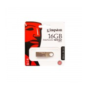 Memory stick USB 3.0 Kingston DataTraveler DTSE9G2 16 GB metalic, fara capac