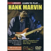 Roadrock International Lick Library: Learn To Play Hank Marvin DVD