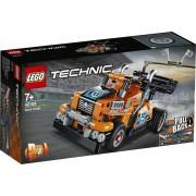 LEGO Technic: Camion de curse 42104, 7 ani+, 227 piese (Brand: LEGO)