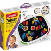 Joc creativ Tablet Magnetico Letters Basic Quercetti forme magnetice