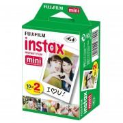 Película Fotográfica Instantánea Fujifilm Instax Mini 20 Papeles