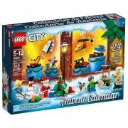 Lego city calendario dell'avvento 60201