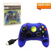 Ttxtech NXXB-020 Wired Controller S for Xbox, clear blue