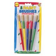 Alex Toys Artist Studio Set Of 5 Paint Brushes 219 B By Alex Toys