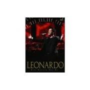 DVD Leonardo Esse Alguém Sou Eu Ao Vivo Original