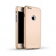 Husa Ipaky Iphone 6/6S Full Cover 360, Rose Gold