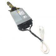 Sursa pentru minat HP 2800W, 230 A, 12V, 20 mufe PCI-E