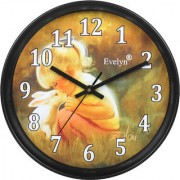 Evelyn Round Design Wall Clock For Office Bed Room Lobby Kitchen Stylish Wall Clocks Morden Wall Clock-Evc-015