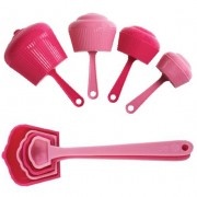 Measuring Spoons & Cups - Cupcakes